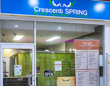 Crescent Spring Body Healing Centre