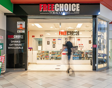 Freechoice Tobacconist